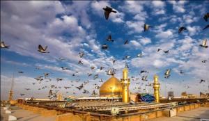 دعای بعد از زیارت امام علی (ع) در نجف اشرف