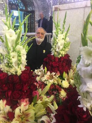 پیام تبریک دبیر شورای سیاستگذاری کنگره به مناسبت دهه کرامت و میلاد امام رضا(ع)
