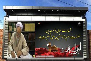 امام علی (ع) شهید محراب