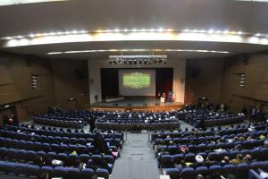 افتتاحیه کنگره بازخوانی ابعاد شخصیتی امام علی (ع) در دانشگاه آزاد اسلامی واحد خوراسگان