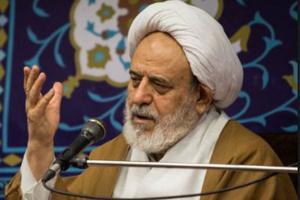 سخنرانی کوتاه حجتالاسلاموالمسلمین انصاریان: نام مبارک امام علی علیه السلام