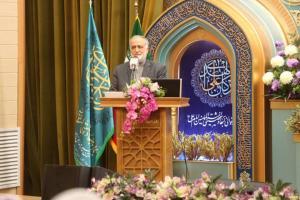 سخنان ریس شورای سیاستگذاری کنگره بازخوانی ابعاد شخصیتی امام علی (ع)