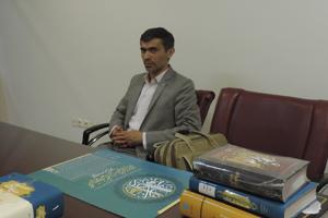 مصاحبه با آقای هاشمی شاعر