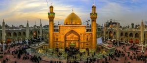 تواشیح: شیعتک علی منابر من نور