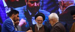 گزارش تصویری از برگزیدگان آثار در کنگره بازخوانی ابعاد شخصیتی امام علی (ع)
