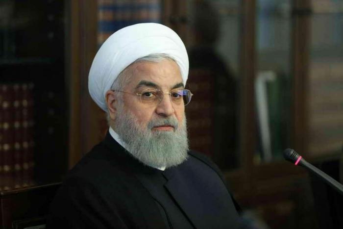 پیام دکتر حسن روحانی رئیس جمهور به کنگره بازخوانی ابعاد شخصیتی امام علی (ع)