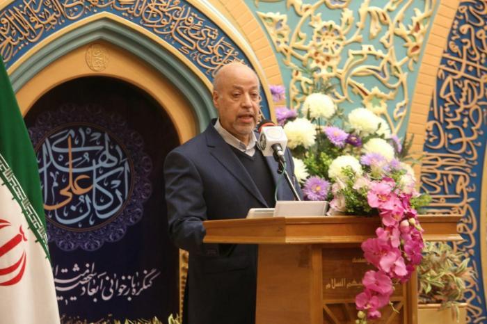 سخنرانی دکتر عباس رضایی استاندار اصفهان در کنگره